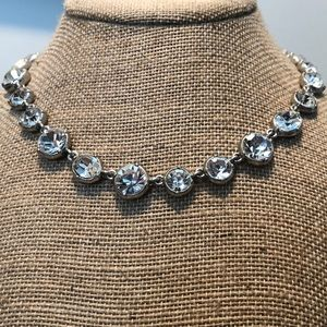 Brilliant Crystal Necklace by C+I